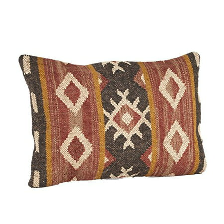 Kilim Down Filled Throw Pillow