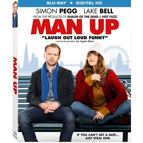 Man Up (Blu-ray + Digital HD)