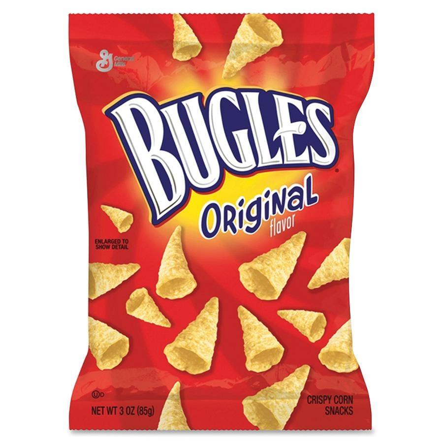 Bugles Snack Mix