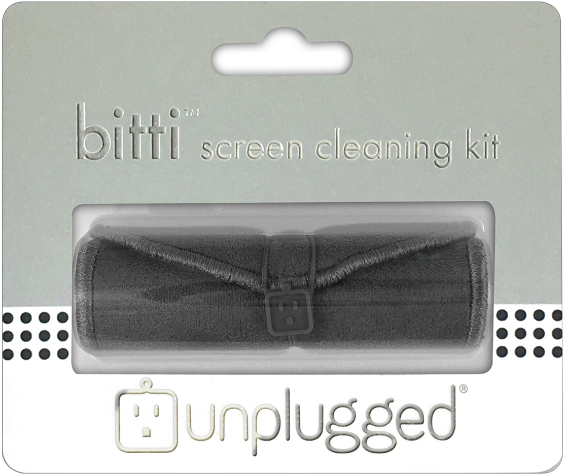 Bitti Travel Screen Cleaner-Slate