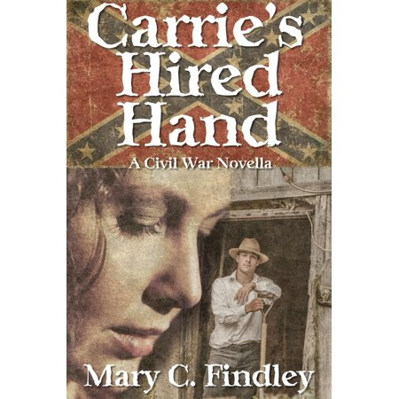 Carrie's Hired Hand - eBook (Hired Hands)