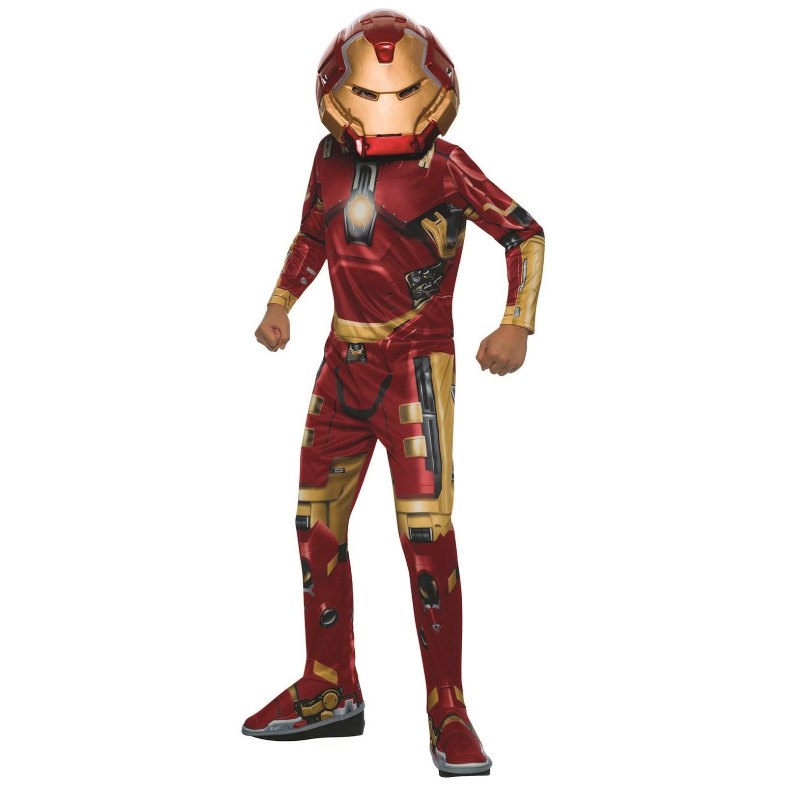 Marvel Avengers Infinity War Hulkbuster Boys Halloween Costume