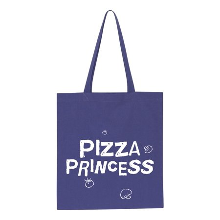 Ugo Pizza Princess Humor Sarcastic Popular Gift For Mothers Day Christmas Tote Handbags Bags For Work School Grocery Travel