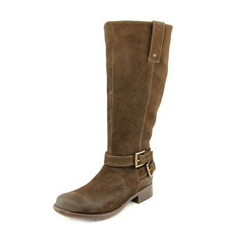 6a26ae2b Clarks - Clarks Women's Plaza Steer Brown Suede Leather Boots ...