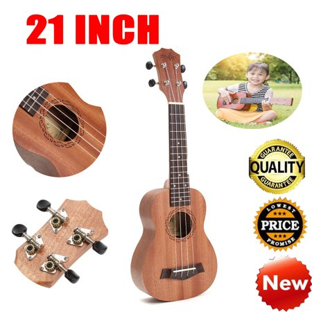 Professional 21 Inch Sapele Acoustic Concert Ukulele Hawaii Guitar Musical instruments 21 Inch Acoustic Soprano Hawaii Sapele Ukulele Musical Instrument Birthday
