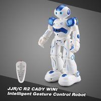 JJR/C CADY WIDA Intelligent Programming Gesture Control Robot RC Toy Gift for Children Kids Entertainment