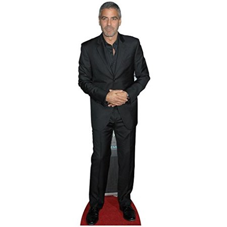 George Clooney Life Size Cardboard Cutout - Life Size Cutouts
