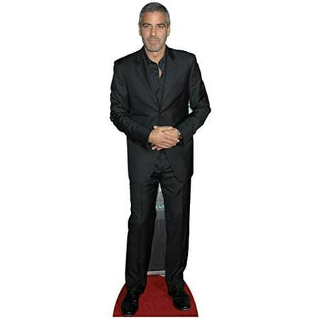 George Clooney Life Size Cardboard Cutout SC2033 - Life Size Cardboard Cutout Custom