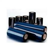 """Thermamark Consumables, AXR 7+ Resin Ribbon, 4.33""""x 299', 0.5"""" Core, Zebra Eltron TLP 2242 Combatible, 24 Rolls per"""