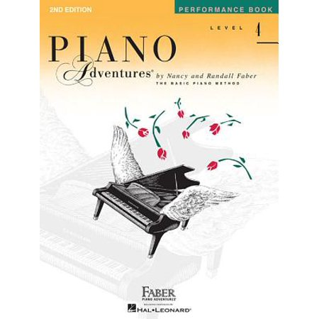 Piano Adventures, Level 4, Performance Book (Its The Hard Knock Life Piano Music)