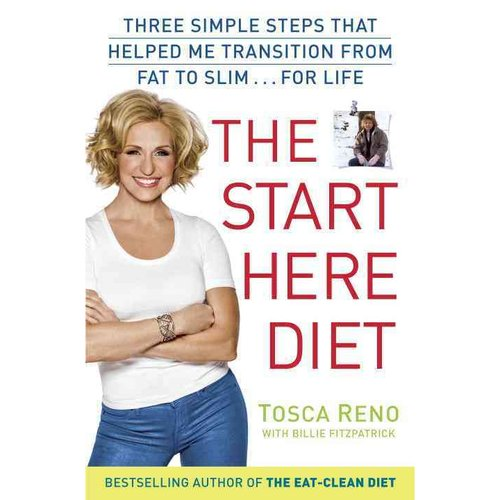 The Start Here Diet: Three Simple Steps That Helped Me Transition from Fat to Slim...for Life