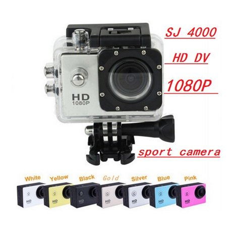 1.5 Inch HD Car DVR Camera SJ4000 Sport Action Camera Gift+ 16GB MicroSD TF Memory Card Sports 1.5 Accessories Outdoor Home Deep-water Photo Shooting Recording Probing