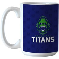 Vancouver Titans Overwatch League 15oz. Coffee Mug