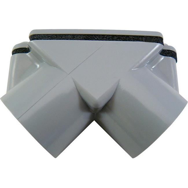 Cantex Pulling Elbow, PVC, 1/2 In. Gray   5240100
