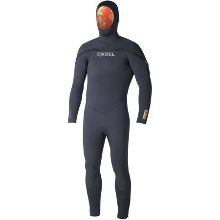 9/7/6mm Men's XCEL Polar ThermoFlex TDC SCUBA Hooded Wetsuit