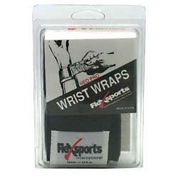 Flexsports International 320042 Neo Pro Wrist Wraps, Black
