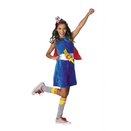 Costumes For All Occasions Dg38675g Grover Teen Female 10 12