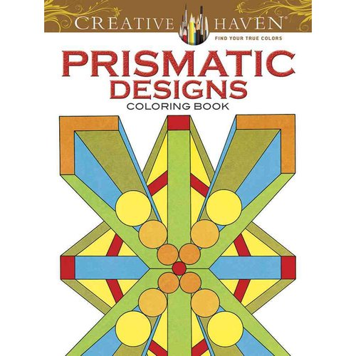 Creative Haven Prismatic Designs