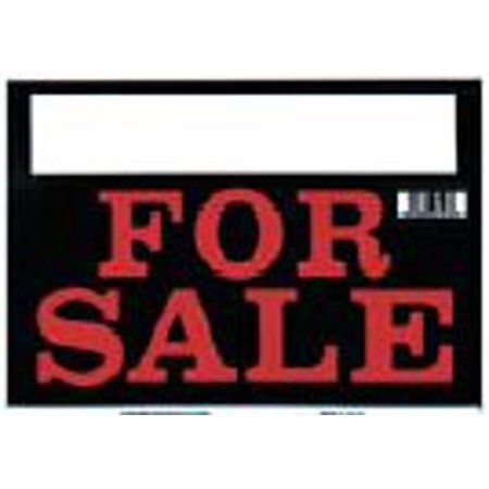 For Sale Sign - Static Cling (Chroma Graphics Static Cling)