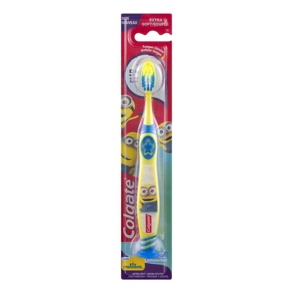 Colgate Minions Extra Soft Toothbrush, 1.0 CT