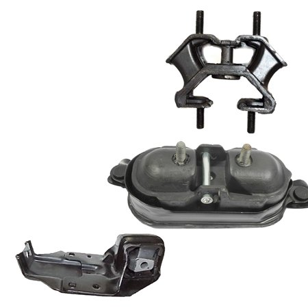 For 02-05 Chevrolet Impala 3.4L 2901 2906 2818 3PCS Engine Motor and Transmission Mount 02 03 04 05