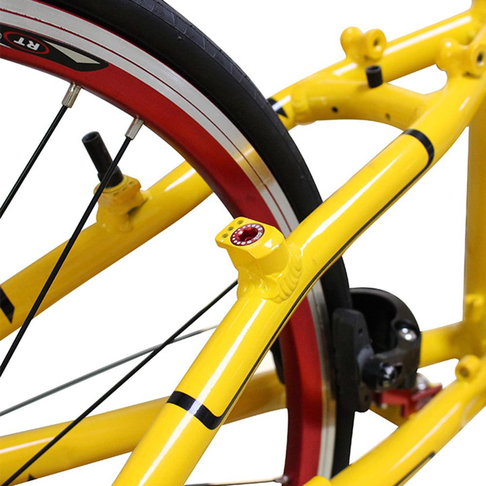 4x Bicycle M101.25 V Brake Screw Bolt Dust-proof V Brake Hole Accessories