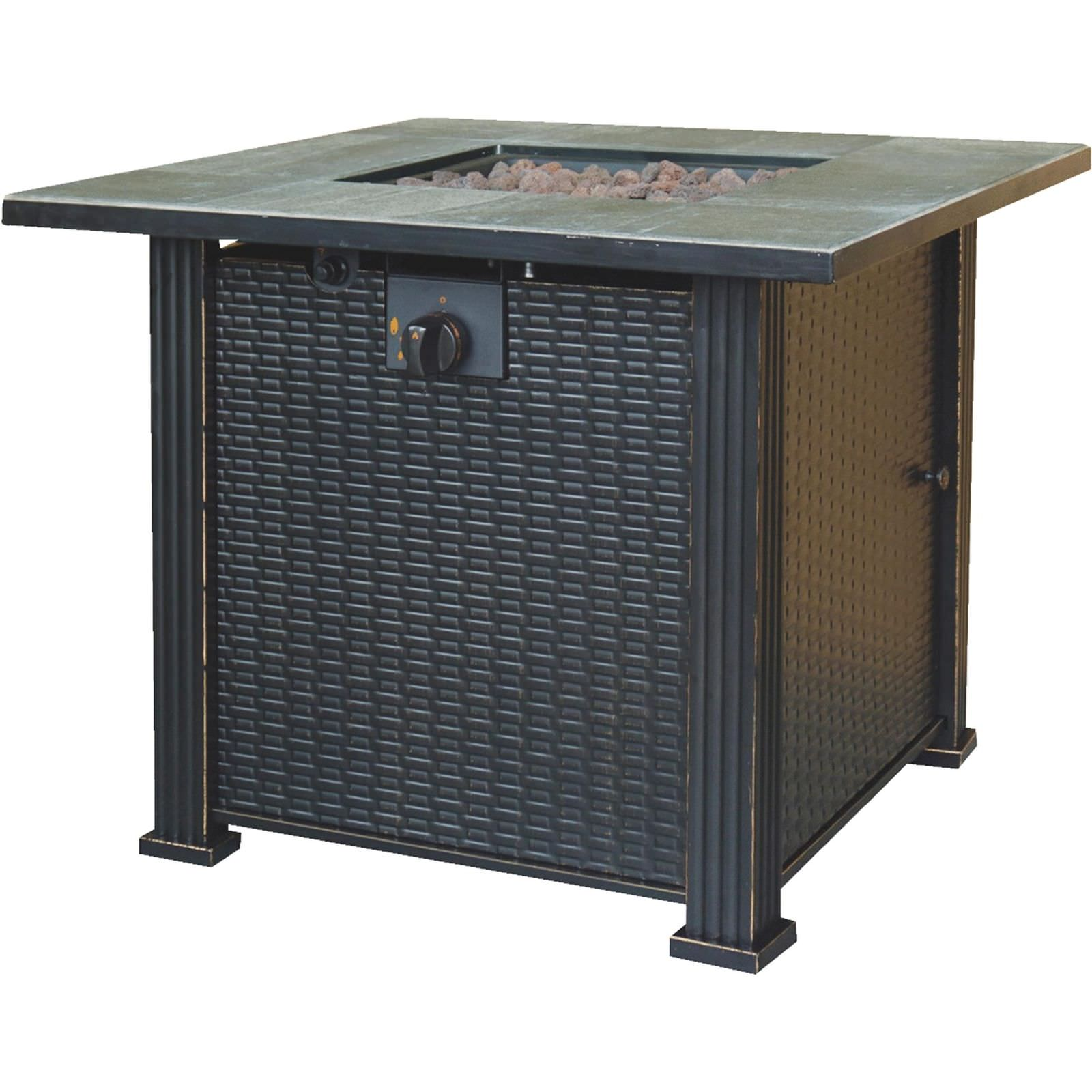 Terrace Park 30 In. Gas Firepit Table by Bond Manufacturing