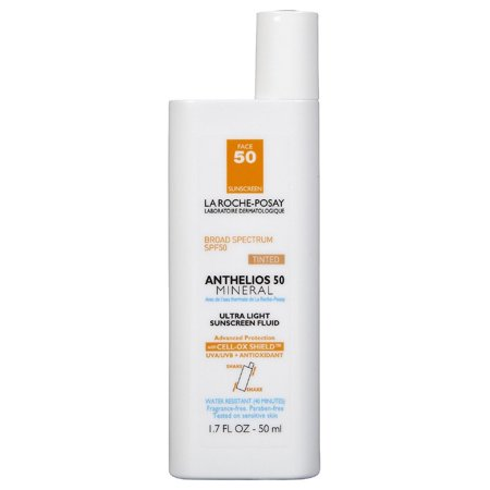 Laroche Posay Sun Protection Cream - La Roche Posay La Roche Posay Anthelios 50 Sunscreen Fluid, 1.7 oz