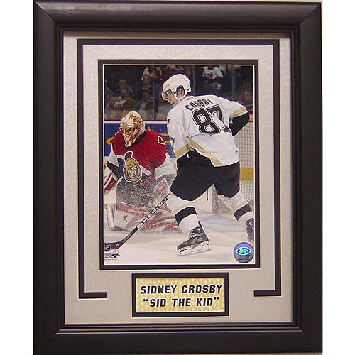 NHL Sidney Crosby Deluxe Frame, 11x14