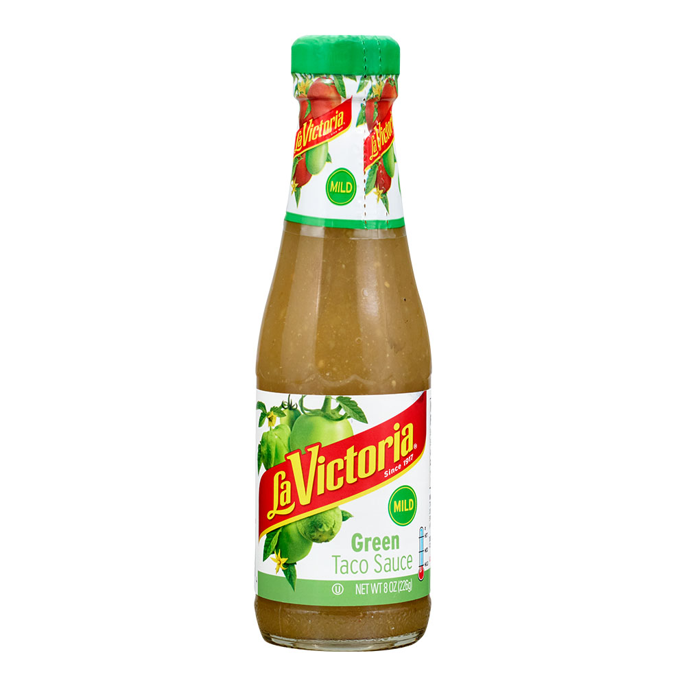 La Victoria Green Taco Sauce Mild