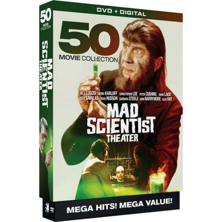 Mad Hatter Movie (Mad Scientist Theatre: 50 Movie MegaPack)
