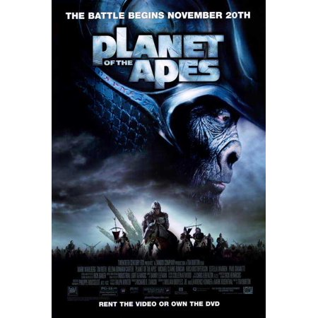 Planet Of The Apes Poster Movie B  27X40
