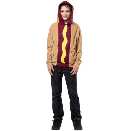 Teen Schoolgirl Hot (Hoodie Hot Dog Teen Costume)