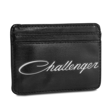 Weekend Wallet - Dodge Challenger Synthetic Leather Credit Cards Weekend Wallet