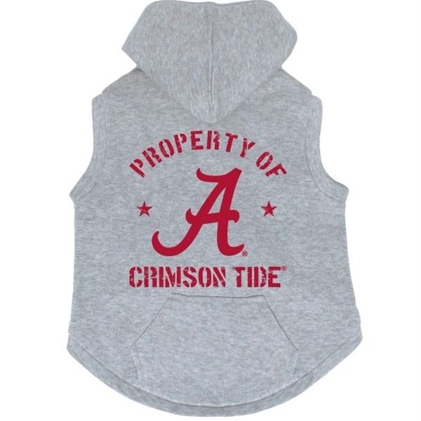 Alabama Crimson Tide Hoodie Sweatshirt - X-Small
