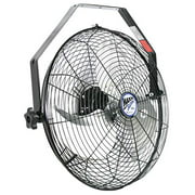 Maxx Air HVWM 18 UPS Wall Mount Fan 18 Inch | Commercial Grade for Patio, Garage, Shop