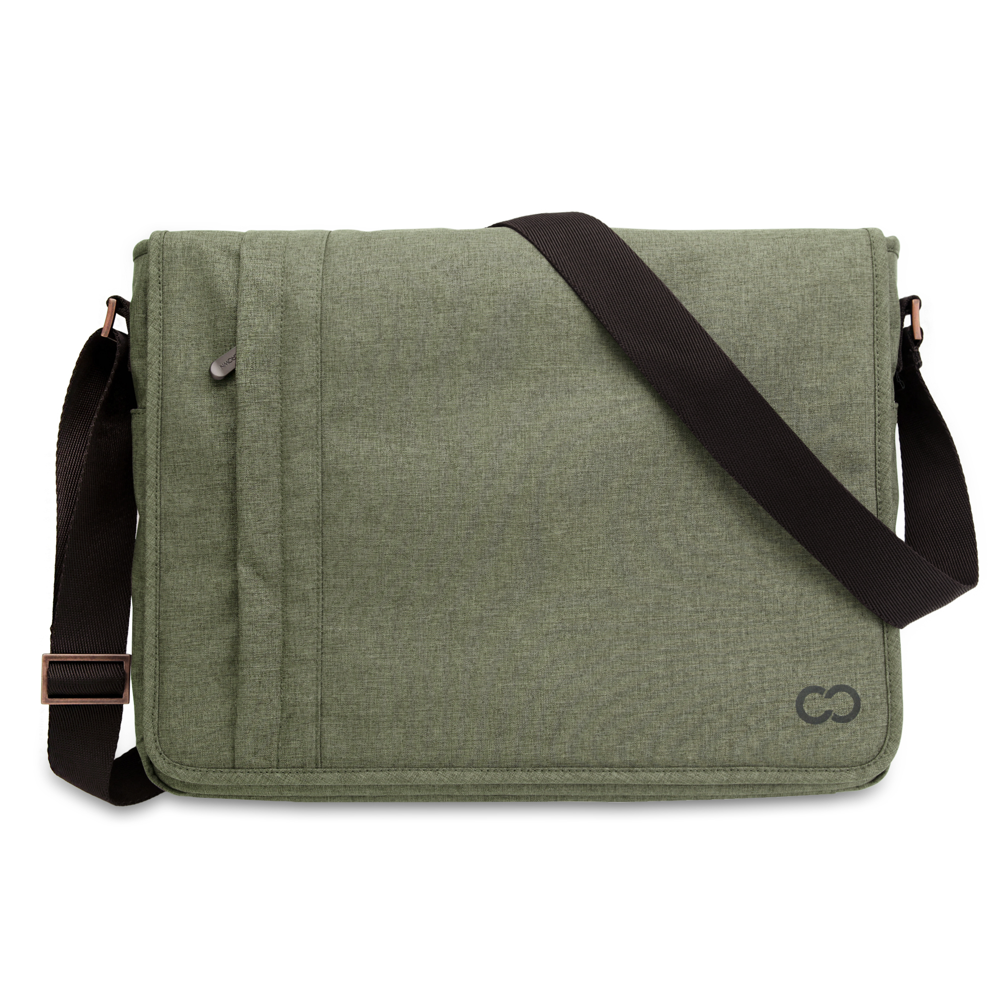 CaseCrown Canvas Horizontal Mobile Messenger Bag