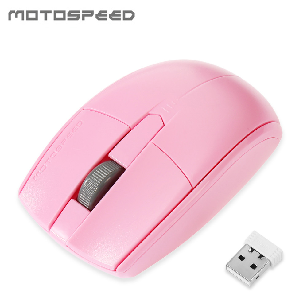 DZT1968 New 2.4G Mobile Mini Silent Mute Wireless Mouse Optical Mice with USB