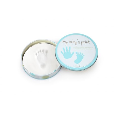 Keepsake Handprint Tin with Impression Kit