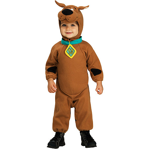 Scooby Doo Toddler Jumpsuit Halloween Costume
