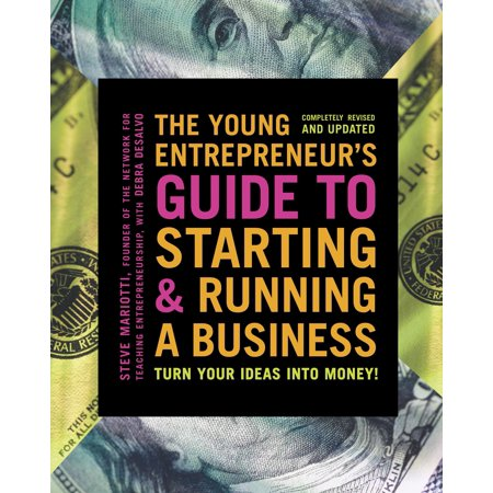 The Young Entrepreneur's Guide to Starting and Running a Business : Turn Your Ideas into Money!](We Young Money Halloween)