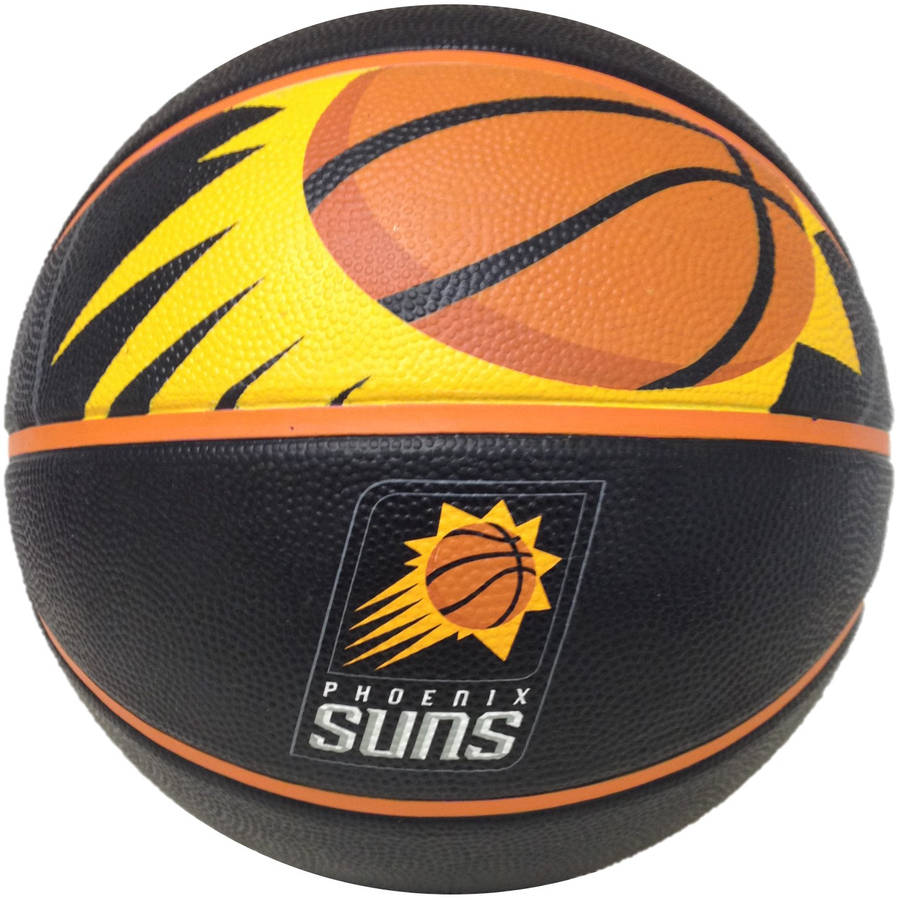 Spalding NBA Phoenix Suns Team Ball