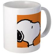 CafePress Fresh Orange Snoopy Mug Unique Coffee Mug, Coffee Cup CafePress by