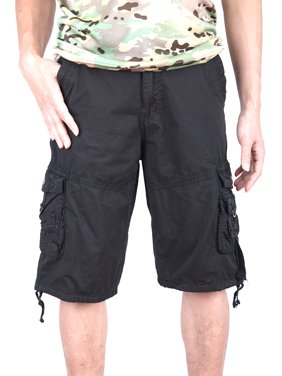 86e6a1ee7b Product Image LELINTA Classic Men's Cargo Shorts Summer Casual Black with  Large Capacity Pockets