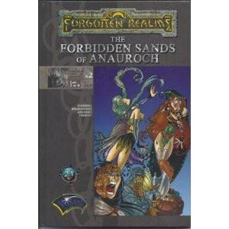 Forbidden Sands of Anauroch (Forgotten Realms, Part 2 of