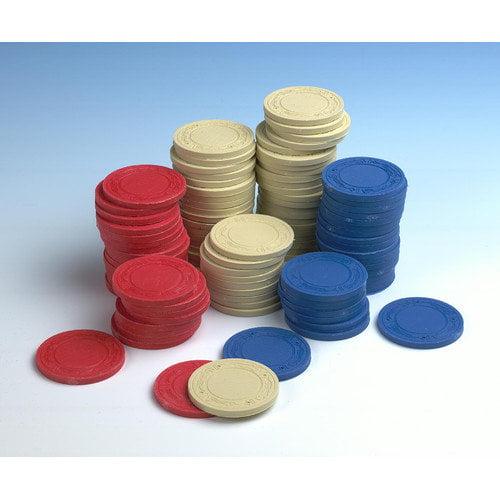 Drueke 100 Clay Poker Chips
