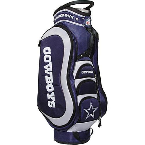 Team Golf NFL Dallas Cowboys Medalist Cart Bag