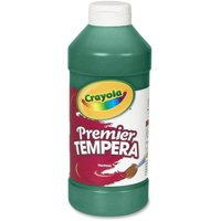 Crayola Premier Tempera Paint, 16 Oz Bottle, Blue