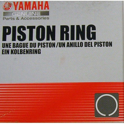 Yamaha 61X-11603-00-00  61X-11603-00-00 Piston Ring Set (Std); New # 61X-11603-01-00