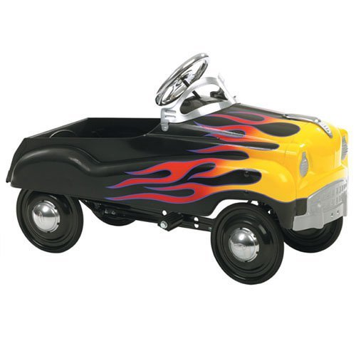 InSTEP Hot Rod Car Pedal Riding Toy